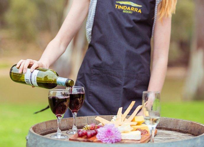 Tindarra-Catering
